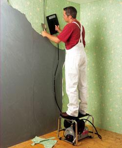 te huur behangafstomer huren eurorent machineverhuur. Black Bedroom Furniture Sets. Home Design Ideas
