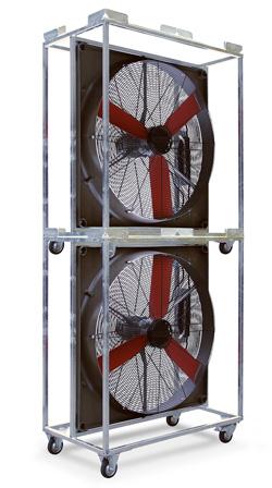 Hedendaags Te huur: Ventilatoren 230 V huren – Eurorent Machineverhuur SP-85